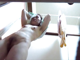 Wife naked body and pussy voyeur